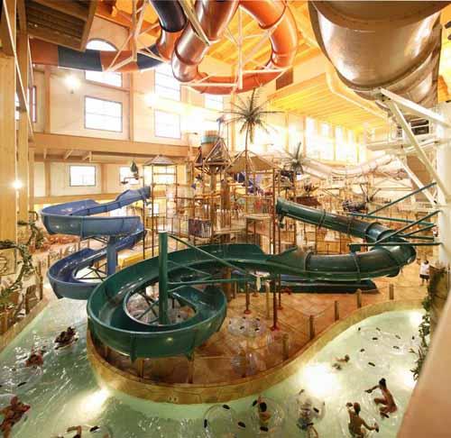 Chula Vista Resort Wisconsin Dells Wisconsin Indoor: Chula Vista Indoor Water Park Wisconsin Dells