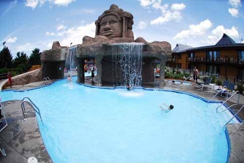 Wisconsin Dells Water Park Hotels