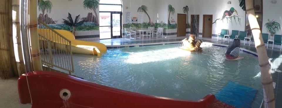 Alakai Hotel Wisconsin Dells Indoor Water Park - Heated
