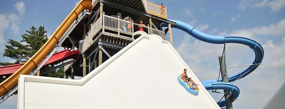 Chula Vista Outdoor Water Park Wisconsin Dells