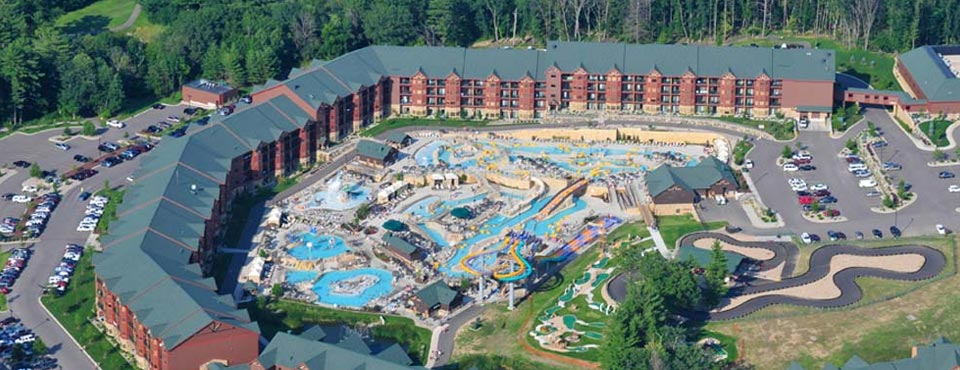 Wisconsin Dells Golf Wisconsin Dells Resort: Glacier Canyon Lodge Wisconsin Dells